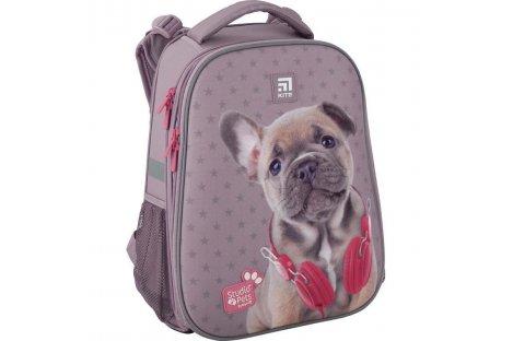 Рюкзак каркасний шкільний Studio Pets, Kite