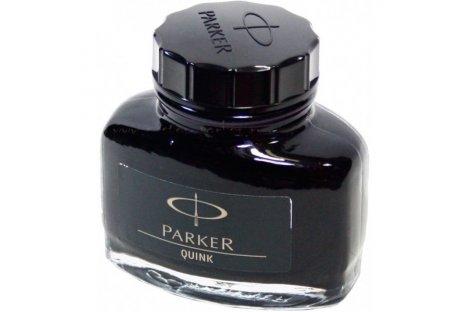 Чернила Parker Quink черные 57мл