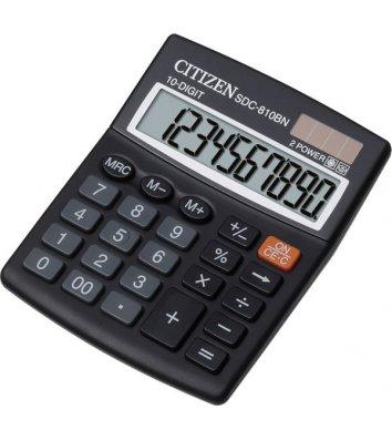Калькулятор 10 розрядів 100*125*34мм, Citizen