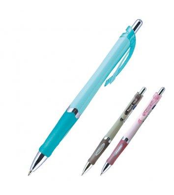 Ручка кулькова автоматична Voyage, колір чорнил синій 0,7мм, Axent