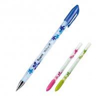 Ручка кулькова Milagro, колір чорнил синій 0,5мм, Axent