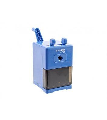 Точилка механическая с контейнером ассорти, Buromax