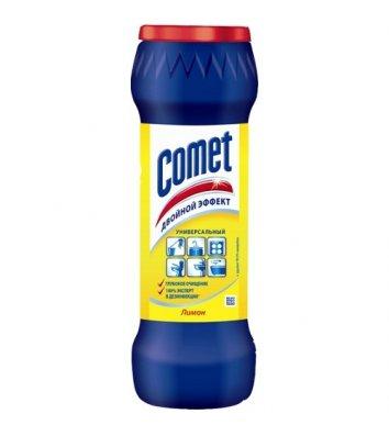 Средство для чистки Comet 475г, лимон