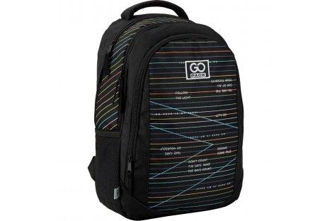 Рюкзак молодежный GoPack Education Stripes, Kite