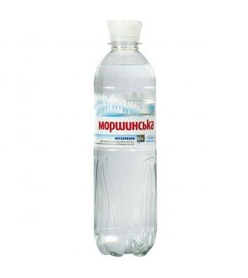 Вода минеральная негазированная Моршинська 0,5л