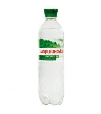 Вода мінеральна слабогазована Моршинська 0,5л