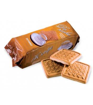 "Печиво ""До кави"" з ароматом пряженого молока 185г, Roshen"