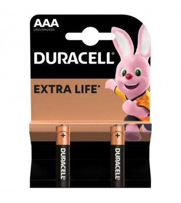 Батарейка Duracell LR03/ААА MN2400 1шт