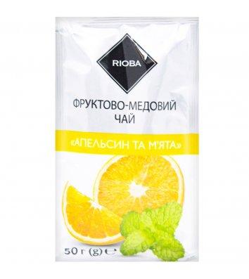 "Чай чорний Ahmad Tea ""Англійський №1"" з бергамотом в пакетиках 25шт"