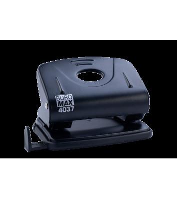 Діркопробивач  20арк корпус металевий колір чорний, Buromax