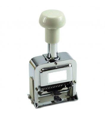 Нумератор 8 розрядів 4,8мм автоматичний, Deskmate