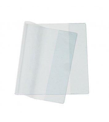 Обложка для тетрадей прозрачная 100мкм