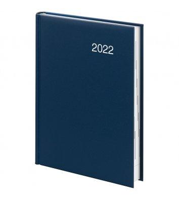 Щоденник датований A5 2020 Armonia червоний, Optima