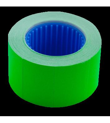 Етикетки-цінники 26*16мм 375шт зелені, Buromax