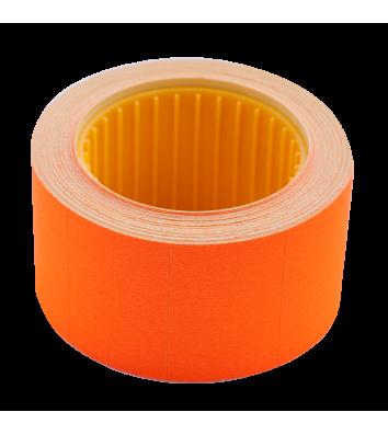 Етикетки-цінники 30*20мм 300шт помаранчеві, Buromax