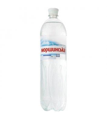 Вода минеральная негазированная Моршинська 1,5л