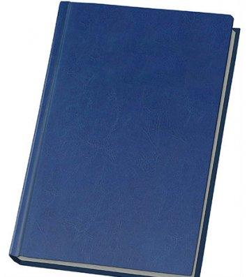 Щоденник напівдатований А5 Nebraska синій, Optima