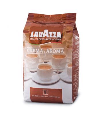 Кава в зернах Lavazza Crema e Aroma 1кг