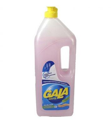 Средство для мытья посуды Gala 1л, нежные ручки
