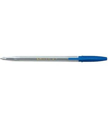 Ручка шариковая Classic, цвет чернил синий 0,7мм, Buromax