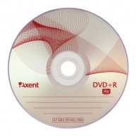 Диск DVD-R 4.7Gb 16x, Axent