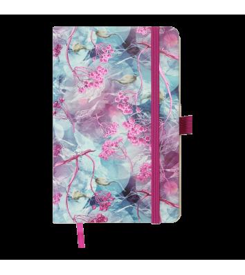 Щоденник датований А6 2022 Cherie рожевий, Buromax