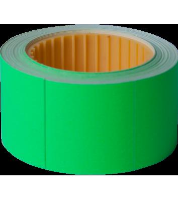 Етикетки-цінники 30*40мм 150шт зелені, Buromax