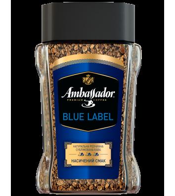 Кава розчинна Ambassador Blue Label 190г