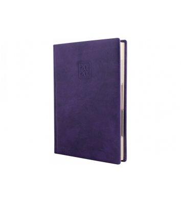 Щоденник датований A5 2020 Fantasy фіолетовий, Optima