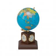 Глобус на дерев′яній підставці з метеостанцією, Bestar