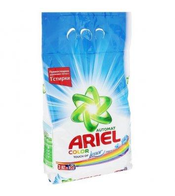 Засіб для прання Ariel 3кг Color автомат