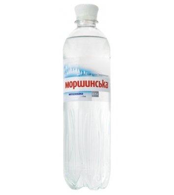 Вода минеральная негазированная Моршинська 0,75л