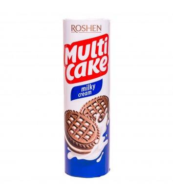 "Печиво ""Мульти-кейк"" какао 180г, Roshen"