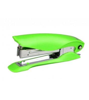 Степлер 12л скобы 10 пластиковый корпус салатовый Ultra, Axent
