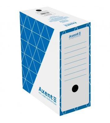 Бокс архивный 150мм синий, Axent