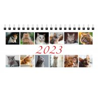 Календар настінний перекидний 24*22см Символ року 2021