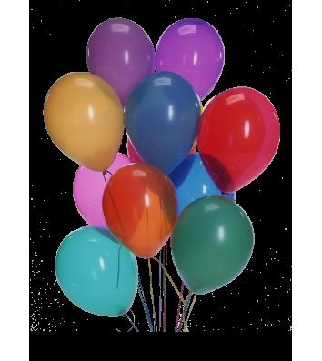 Кулька кольорова, асорті