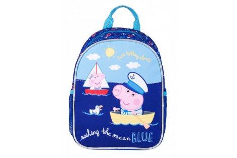 """Рюкзак дошкільний """"Море. Свинка Пеппа"""", Перо"""
