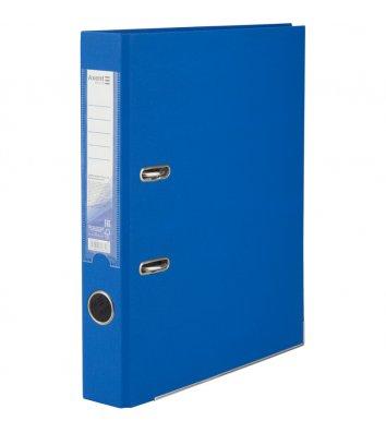Папка-реєстратор А4 50мм одностороння блакитна, Axent