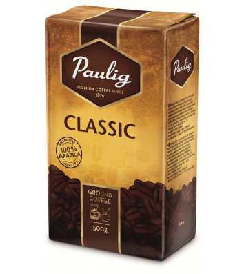 Кофе молотый Paulig Classic 500г