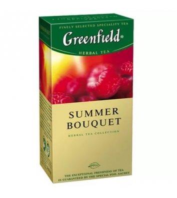 "Чай травяний Greenfield ""Summer Bouquet"" в пакетиках 25шт"