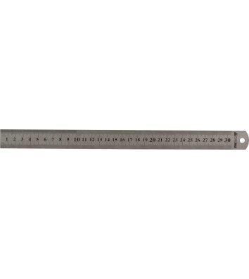 Лінійка 30см сталева, Buromax