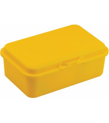 Ланч-бокс Snack 750мл желтый, Economix