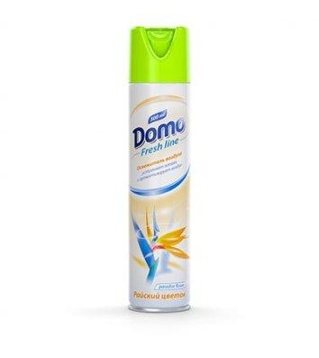 Освежитель воздуха Domo Fresh Line 300мл, райский цветок