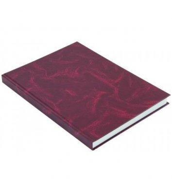 Книга канцелярская А4 192л линия твердая обложка, Buromax