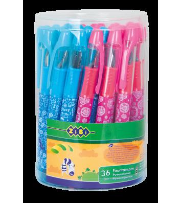 Ручка перьевая ассорти, Zibi