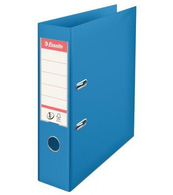 Папка-реєстратор А4 75мм двостороння блакитна No.1, Esselte