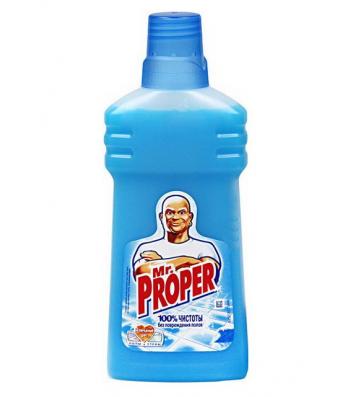 Средство для мытья пола океан Mr.Proper 500мл