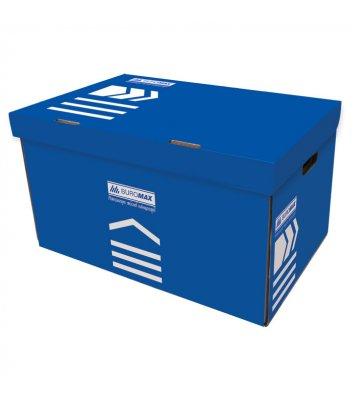 Короб архивный синий, Buromax