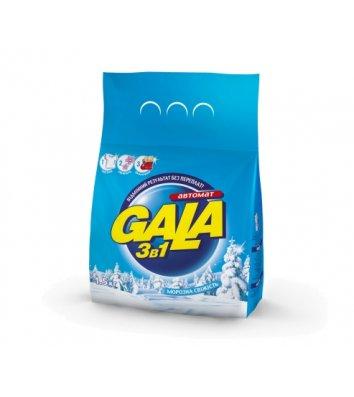 Засіб для прання Gala 3кг автомат, морозна свіжість